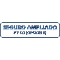 COBERTURA AMPLIADA P Y CO